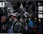 Organization XIII Desktop by JVille