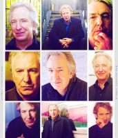 Fave pics of Alan by MarySeverus