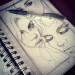 sketchy_days. by Lady2