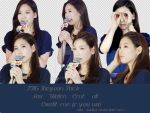 PNG TAEYEON PACK by su growl by suetics