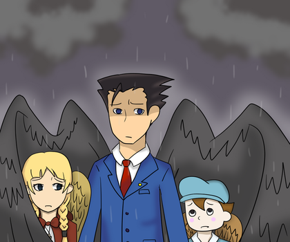 I'll Protect Them by Kampoid