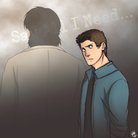 SPN - Say All I Need by Renny08