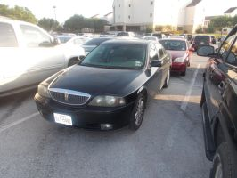 2001 Lincoln LS [Beater] by TR0LLHAMMEREN