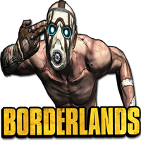 Borderlands Dock Icon 1 by XterryXbogardX