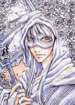 Aceo 162 - Silver by cross-works