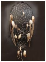 Big Natural Dreamcatcher by SaQe