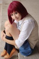 Toradora - Minorin: the girl behind the smile by DidsRainfall