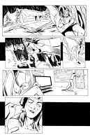 My Date with the Devil's Daughter July ink pg 3 by TeamAmazing
