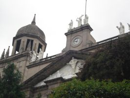 The Cathedral of Toluca 3. by Felzm