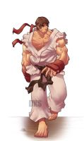 ryu by DXSinfinite