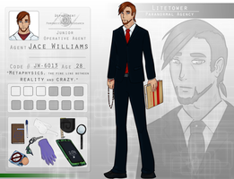 LPA: Jace Williams by skyggedal
