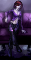 VtM Bloodlines - Toreador by Lamphy