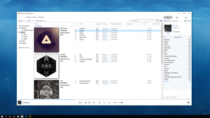 Windows Media Player For Windows 10 by TriggerSpasm