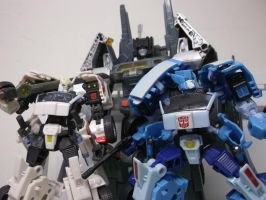 FORTRESS MAXIMUS, BRAVO TEAM by forever-at-peace