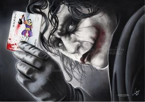 The Joker by Sadness40