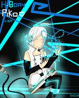 :. ::. Happy     Birthday    Piko .:: .: by Geellick