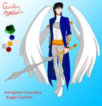 Guardian Angel - Gabrielle by TorresAdlinCDL91