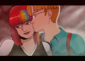 Baby, you're the best by KezART