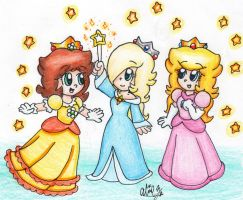 Royal Starlets by BabyAbbieStar