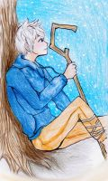 Jack Frost - Snow Fall by Melody-in-the-Air