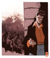 Dylan Dog by nelsondaniel