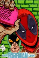 Deadpool Fight Club PSC by chris-foreman