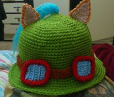 Commission - Teemo hat by Ayinai