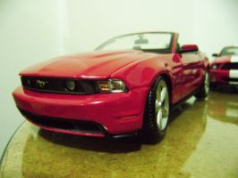 ford mustang gt 10 scale 1 18 by EnriqueGomez