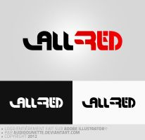 Call Red Logo by Audidounette