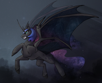 The night shall last forever! by CasyNuf