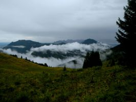 The Alps 3 by Singing-Wolf-12