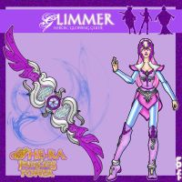 my Glimmer concept by OctobersDream