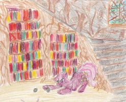 Colors and Predicate - Fifty Character Limit by scurilevensteinother