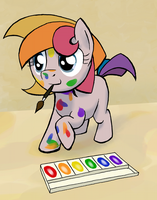 NATG 2 Day 5: Filly Toola Roola by AmbroseButtercrust