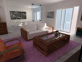 My First Interior Design by simeonradivoev