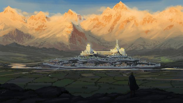 Gondolin by SpartanK42