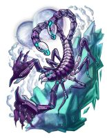 Scorpio: The Scorpion by ZodionGraphics