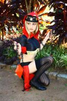 Velvet ~ Odin Sphere by DeboraTeach