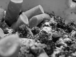 Ashtray BW by And1945