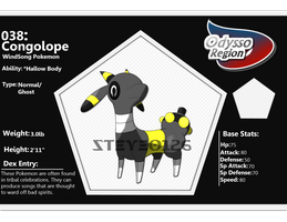 038: Congolope by SteveO126