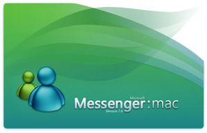 Windows Live Messenger 7.0 MAC by xazac87