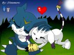 a night together, only to love... by SabrosoVeemon