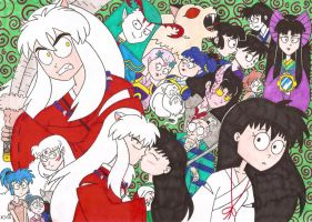 InuYasha Movie Tribute by nerdsman567