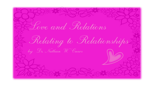 Love and Relationships Article Cover Photo by jdshepherd