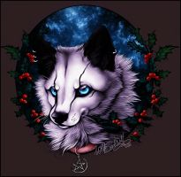 .: Winter Light - Christmas Time :. by WhiteSpiritWolf