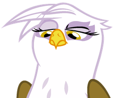 MLP Griffon Base- You ain't worth my time by alari1234-Bases