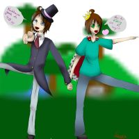Zombey an MrMoregame by Ch3sireC4t