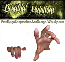 Beautiful Mutations ~ Reaching Out by VelmaGiggleWink
