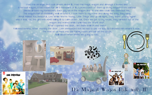The Magical Wagon Ride with 1D by iluvlouis