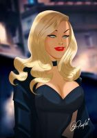 Black Canary by DESPOP